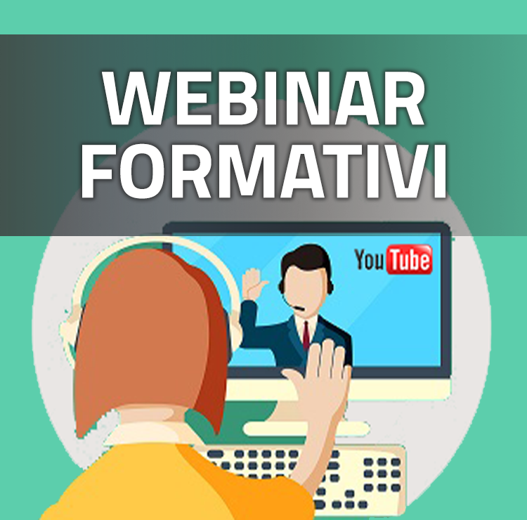 Webinar Formativi- YouTube Secoval